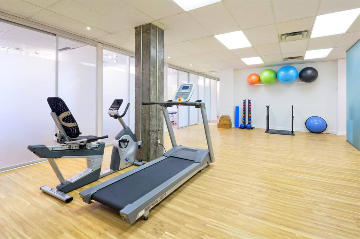 Gym for Physiotherapy