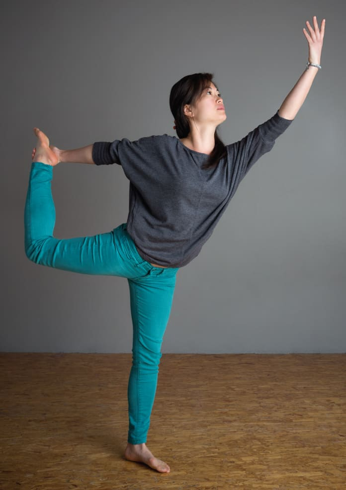 Cynthia Chung Yoga Instructor and Physiotherapist