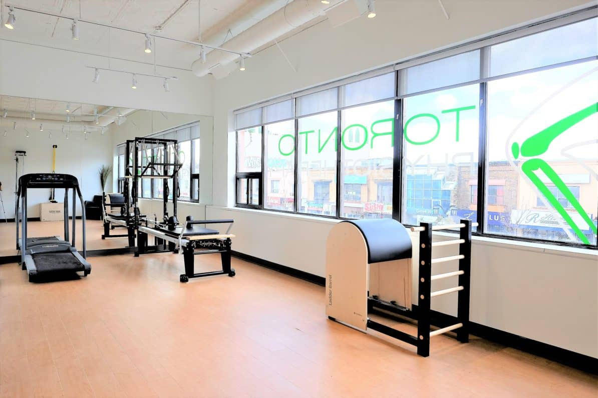 Toronto Physiotherapy Gym at Danforth