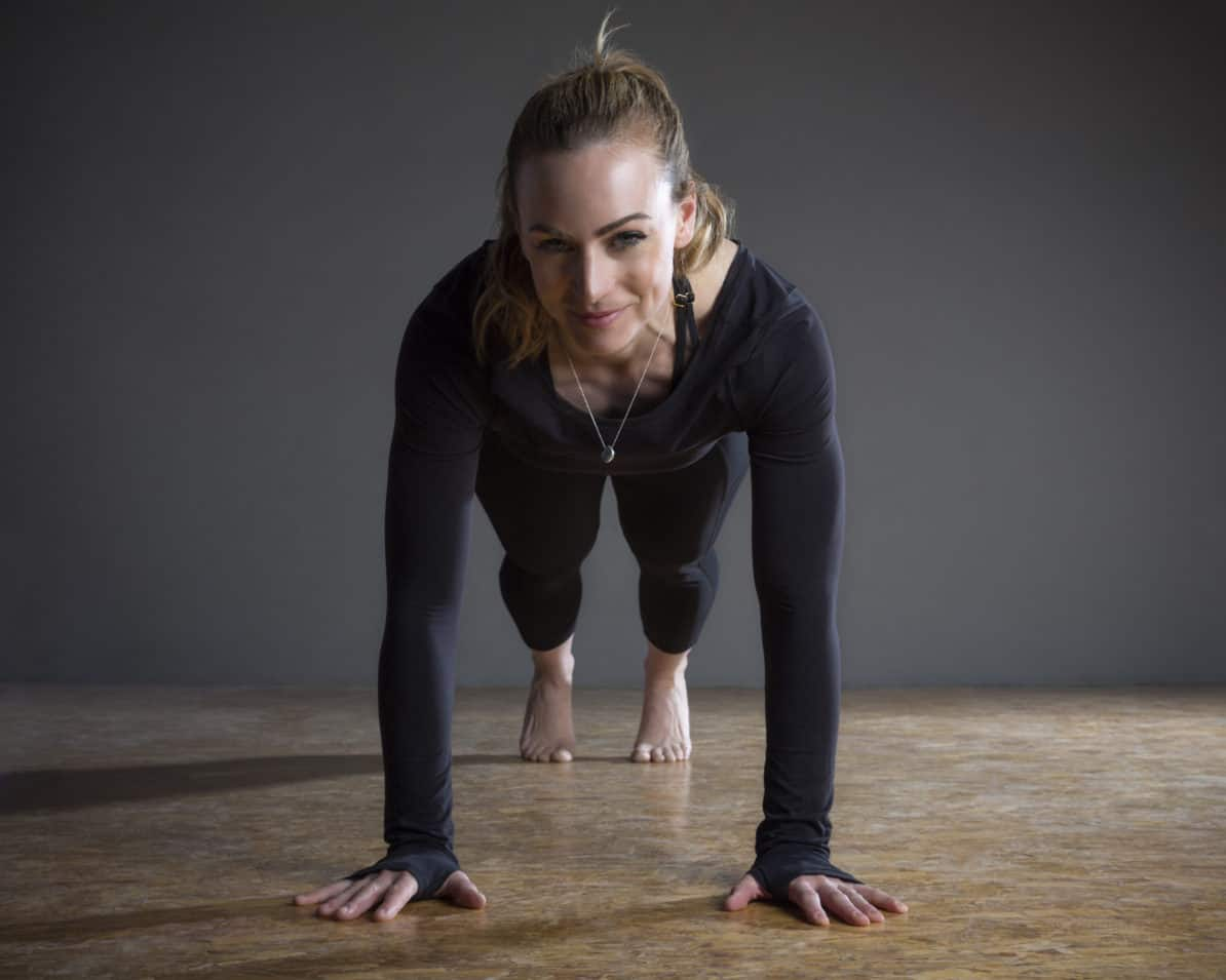 Pilates Instructor and Physiotherapist Kathryn Zbarsky