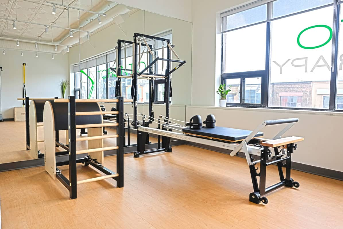 Pilates Reformer at Toronto Physiotherapy