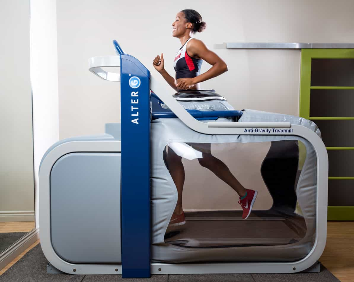 AlterG Anti-gravity Treadmill at Toronto Physiotherapy