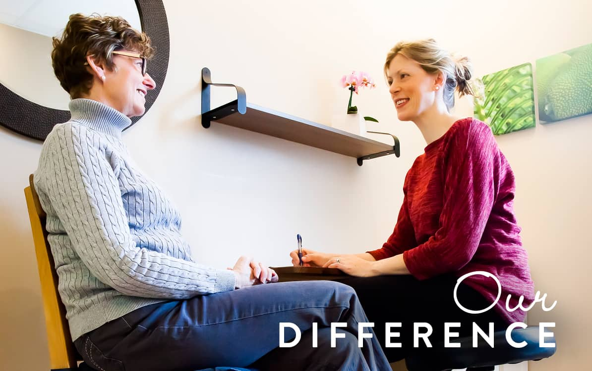 Our Difference - what makes Toronto Physiotherapy unique